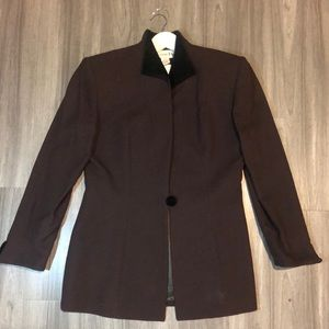 Christian Dior Women's Blazer (brown size M)